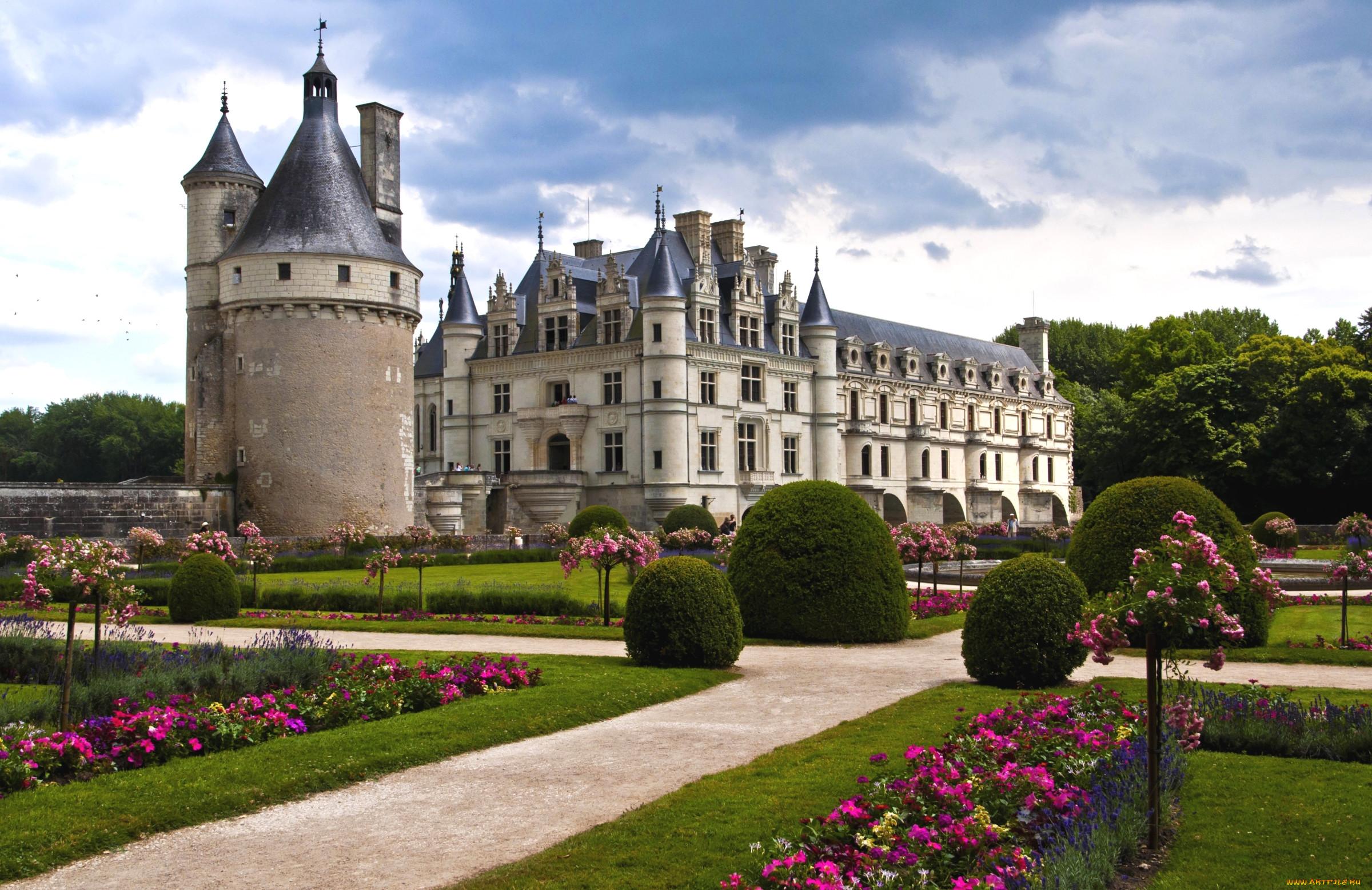 мне, замки и дворцы франции картинки только наитию